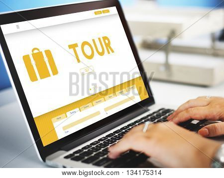 Tour Tourism Traveling Exploration Destination Concept