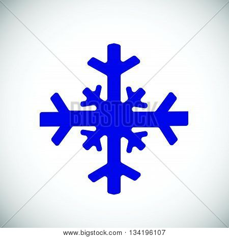 Snowflake Icon Graphic.snowflake Icon Eps. Snowflake Sign. Snowflake Symbol. Snowflake Icon