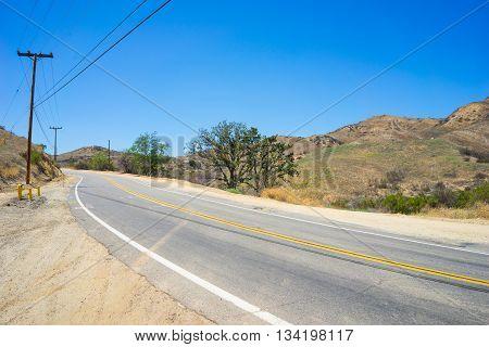 California Hills Road
