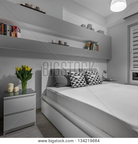 Comfortable And Beautiful Bedroom