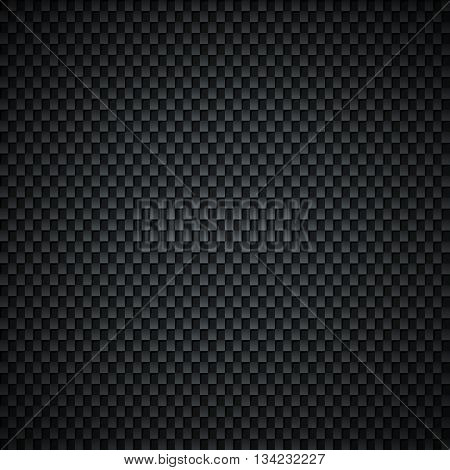 Carbon Fiber vector illustration Background eps 10