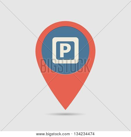 Map Pin Parking