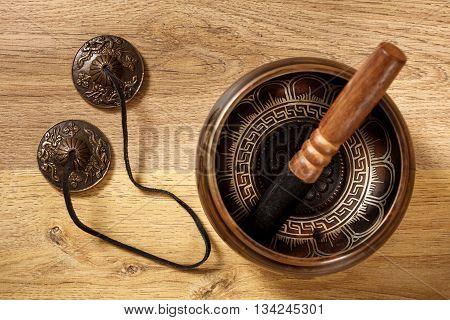 Old Tibetan Bowl