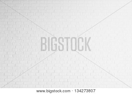 white brick wall texture  or brick wall background