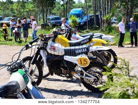 Meeting Motocross Motorcycle Classic.