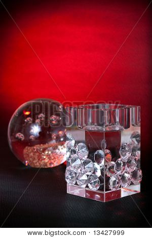 Crystal Decoratives For Home