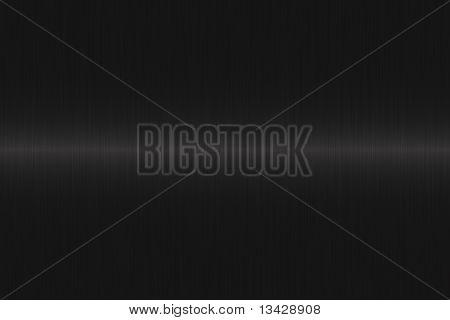 black brushed metal background
