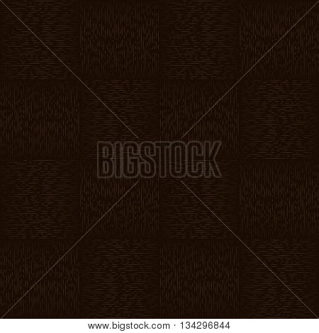 Vector seamless pattern. Modern stylish texture. Repeating geometric tiles with dotted squares