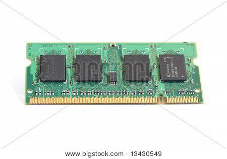 Computer Laptop Ram Memory Microchip Module