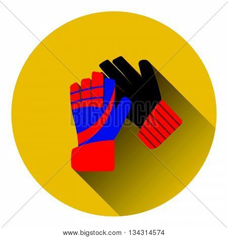 Icon Of Football   Goalkeeper Gloves