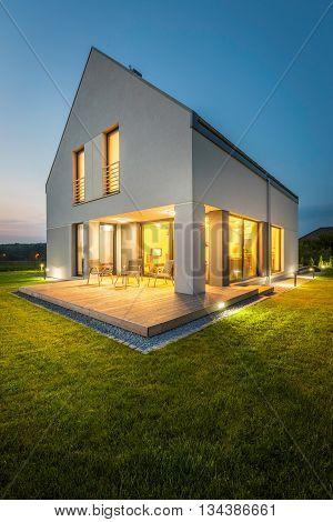 Landscape Lighting Idea