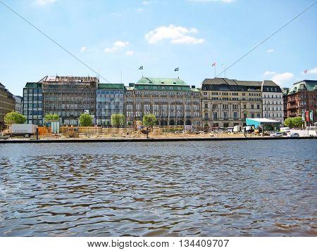 Hamburg Alsterhaus, Germany
