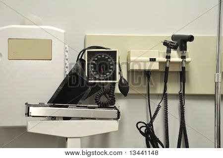Physicians Examination Tools