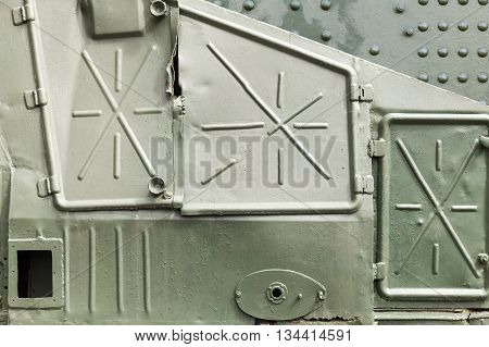 Details Of Russian Armored Train From Wwii