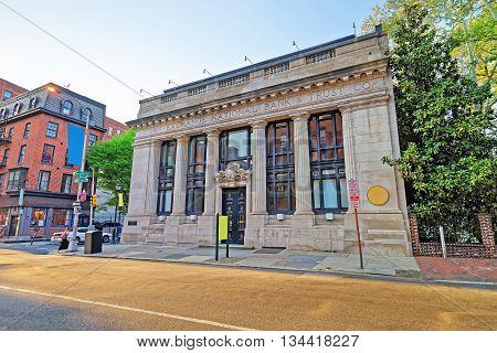 Corn Exchange National Bank Trust Company In Philadelphia Pa