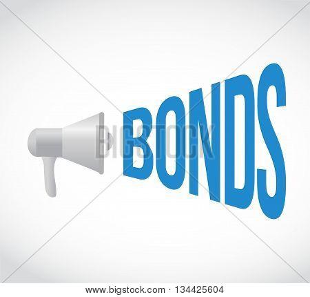 Bonds Megaphone Message