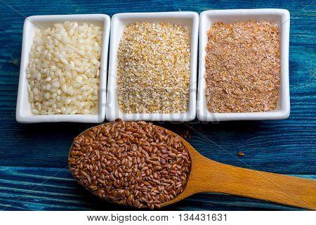 Organic Grain Crops