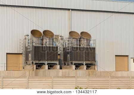 Chiller (cooling Tower)