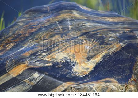 Mylonite (metamorphic Rock)