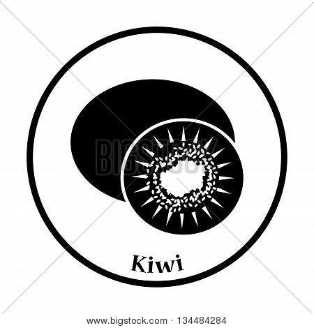 Icon Of Kiwi