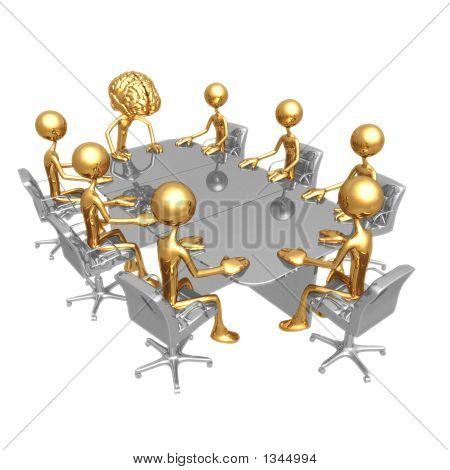 Mastermind Sitzung