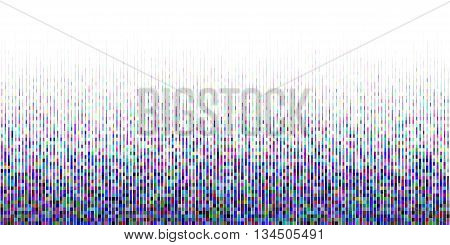 Horizontal Seamless Gradient Background with Dot Noise