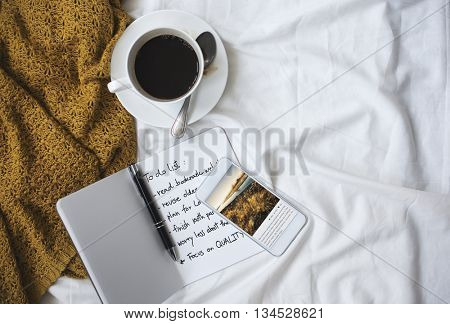 Beverage Coffee Chill Ideas Planning Resting Concept