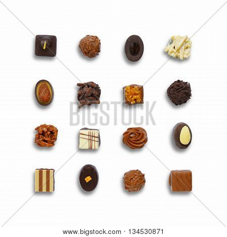 Chocolate Candys Set