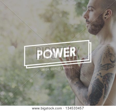 Power Ability Capability Energy Improvement Concept
