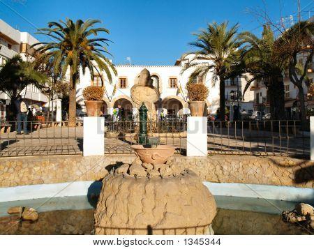Santa Eularia Ibiza Town Hall