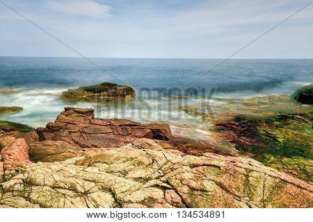 Thunder Hole - Acadia National Park