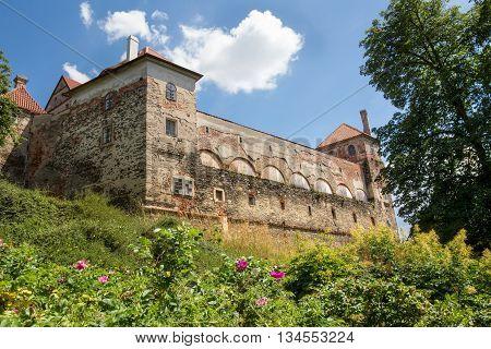 Horsovsky Tyn Castle - castle from 13th century