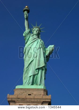Nyc Statue Of Liberty 4