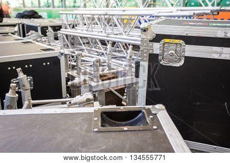 Stage Installation Equipment