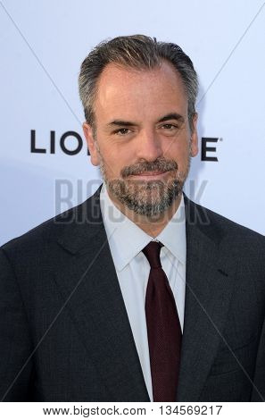 LOS ANGELES - JUN 15:  Craig Wright at the Greenleaf OWN Series Premiere at the The Lot on June 15, 2016 in West Hollywood, CA