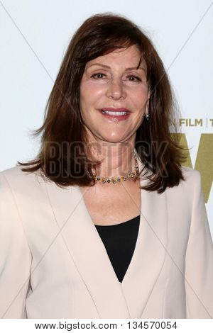 LOS ANGELES - JUN 15:  Lauren Schuler-Donner at the Women In Film 2016 Crystal and Lucy Awards at the Beverly Hilton Hotel on June 15, 2016 in Beverly Hills, CA