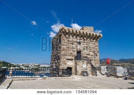 Bodrum Castle View