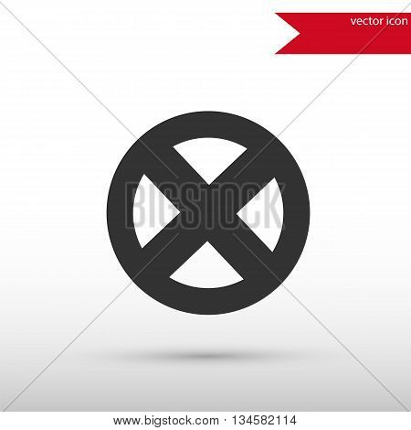 Delete black icon vector and jpg. Flat style object. Art picture drawing. Eps 10. Web icons.