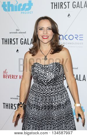 LOS ANGELES - JUN 13:  Olga Kay at the 7th Annual Thirst Gala at the Beverly Hilton Hotel on June 13, 2016 in Beverly Hills, CA