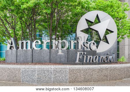 Ameriprise Financial, Inc. Corporate Headquarters And Logo