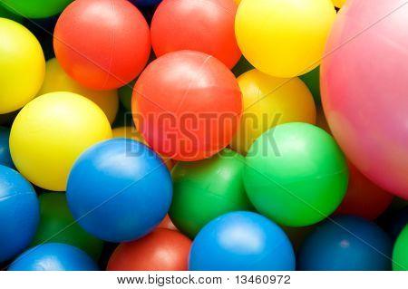 Color Balls Macro