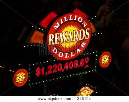 Casino Slot Machine Reward