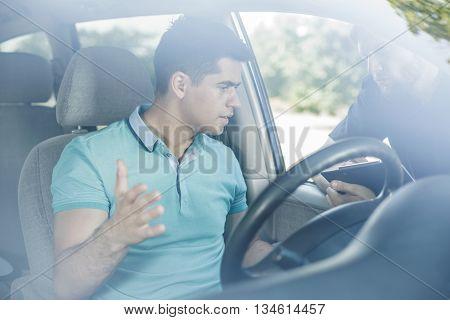 I Didn't Drive That Fast!