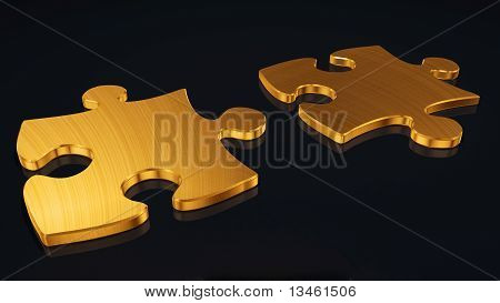 Puzzles From A Gold