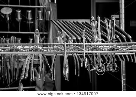 medical equipment cleansing and drying before disinfection