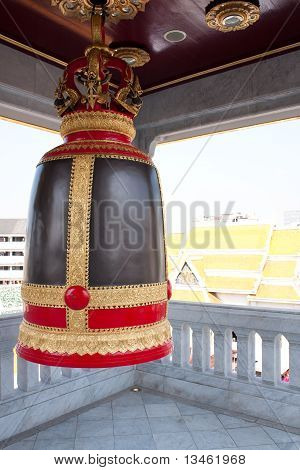 Bell In The Temple..