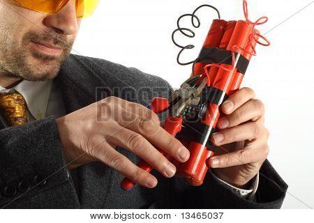 Bombe Beseitigung