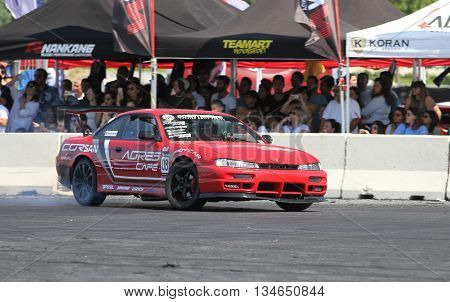 Apex Masters Turkish Drift Series Istanbul Race