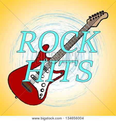 Rock Hits Shows Soundtrack Sound And Audio