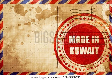 Made in kuwait